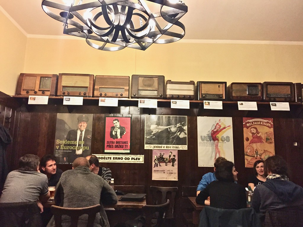 Dove mangiare a Praga - U Veverky