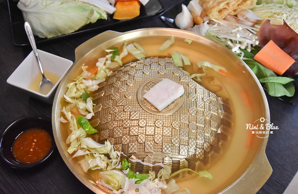 一饌 泰式銅盤燒烤火鍋 草屯南投 田間隱藏10