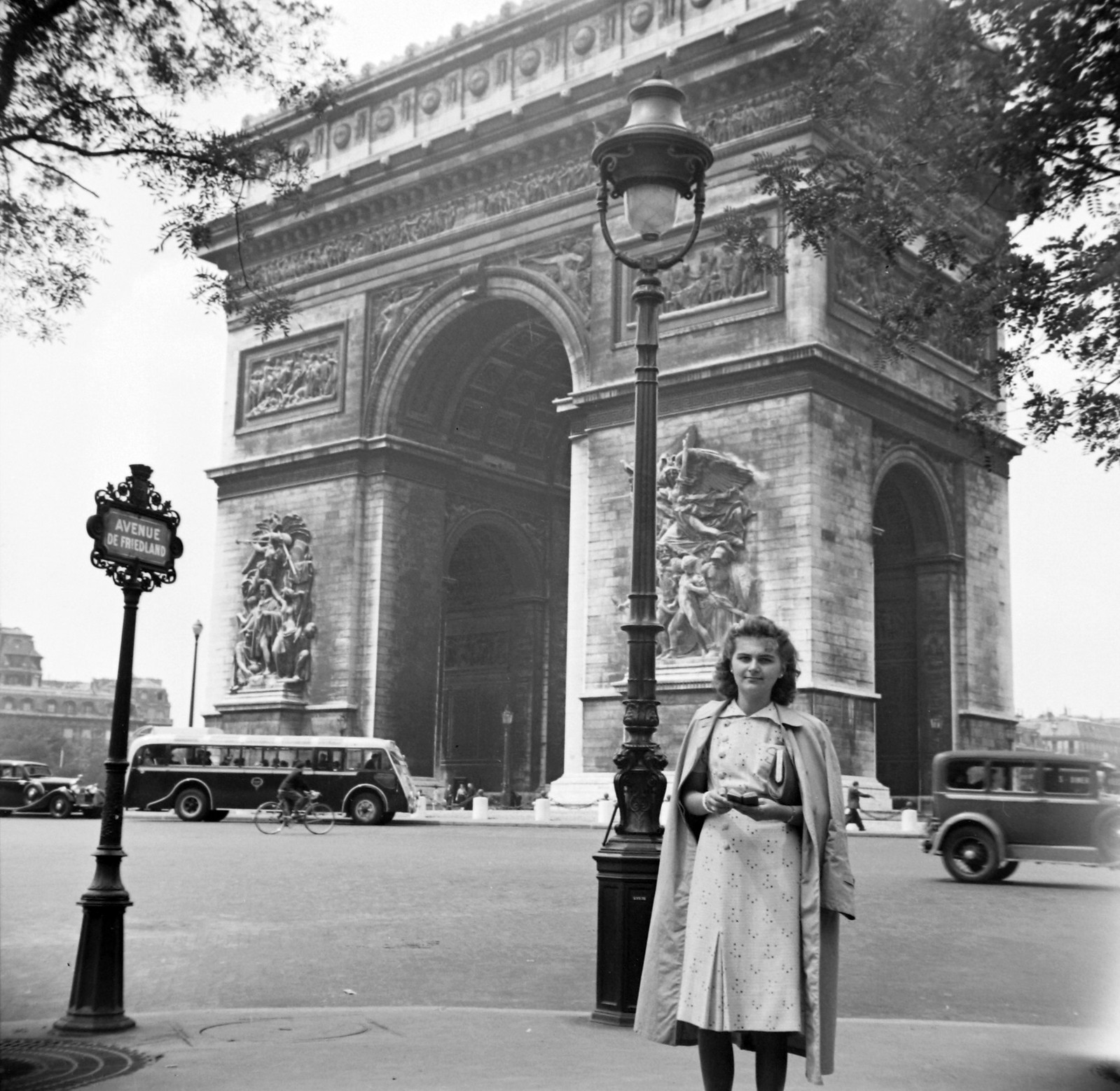 1939. Триумфальная арка