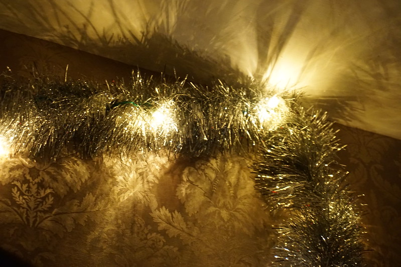 Tinsel Light and Shadow