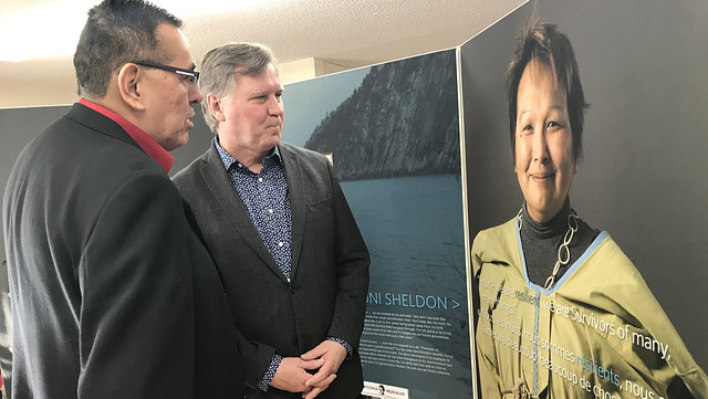 Sixties Scoop stories told across Alberta
