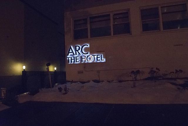 Arc Hotel 01