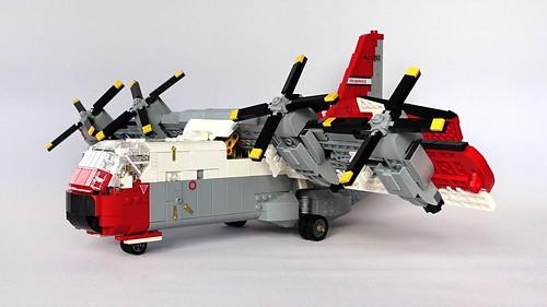 LTV XC-142 1