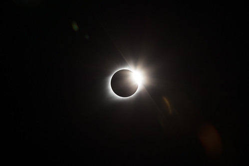 Total Solar Eclipse Diamond Ring 01