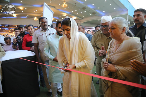Inauguration of Nirankari Exhibition