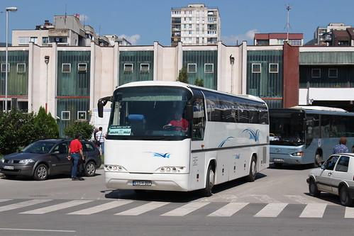 ljaljicturs bus coach e13m207 neoplanjetliner