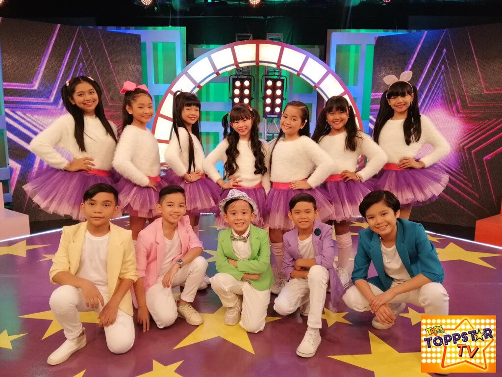 Win 50,000 Pesos and give your child a chance to be the next ToppStar!