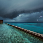 21. Märts 2019 - 21:54 - Please vote this lightning strike at Fort Jefferson in the Florida Keys. It's in a contest which ends March 31st, 2019!  If I win the contest, I will donate the $500 dollars back to the National Park Service! You can VOTE DAILY!  VOTE HERE! l.facebook.com/l.php?u=https://woobox.com/8vkaj9/gallery/...