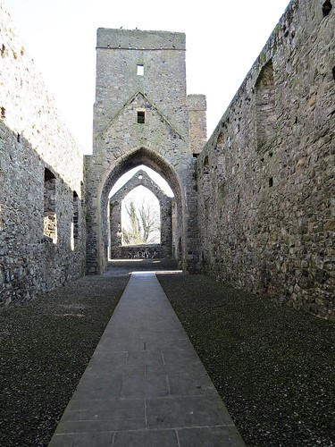 Carlingford Priory, Co Louth