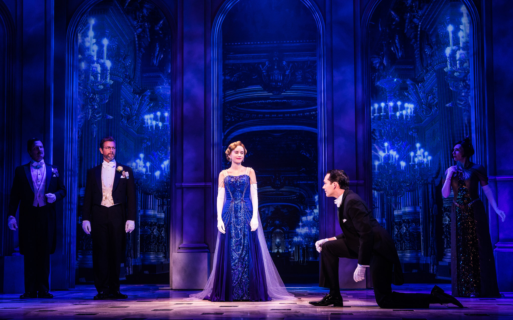 Anastasia Debuts at the Wharton Center for Performing Arts