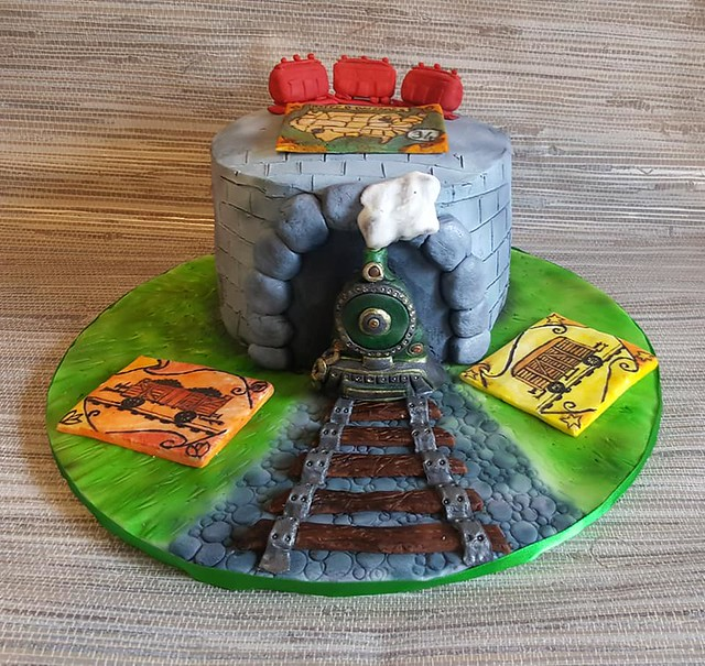 Cake by Jenny Wren Cakes