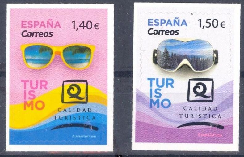 Spain - Tourism 2019 (January 2, 2019)