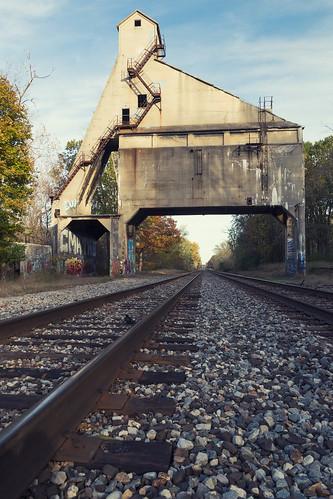 Coaling Tower Tracks