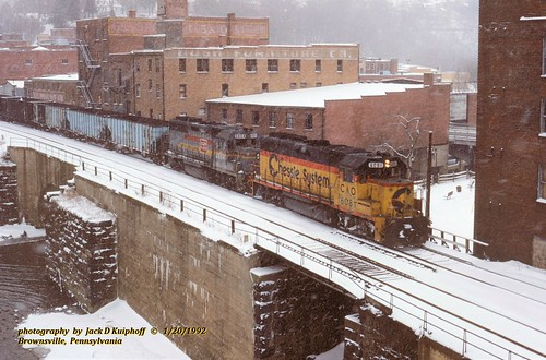 Ches CO 6081-SBD 6804, Brownsville, PA. 1-20-1992