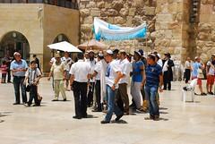 Israel. Jerusalén.  Muro de las lamentaciones (14)