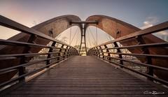 Simetría en el puente
