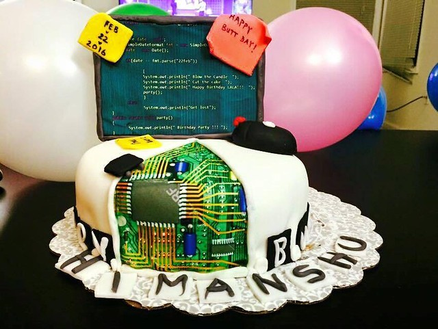 Cake by Aradhana Inamdar of Cake-o-lecious