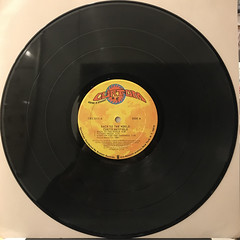 CURTIS MAYFIELD:BACK TO THE WORLD(RECORD SIDE-A)