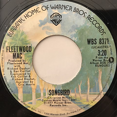 FLEETWOOD MAC:DREAMS(LABEL SIDE-B)