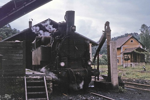 Another view of Sulmtalbahn 2-6-2T no 1