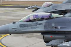 91-0361 F-16CM Fighting Falcon   ETAD/SPM   24.01.2019