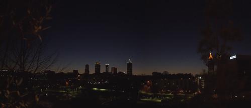 Midtown crepuscule