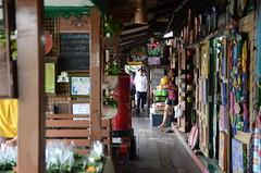 History walk through the shop houses on Khlong Bang Luang