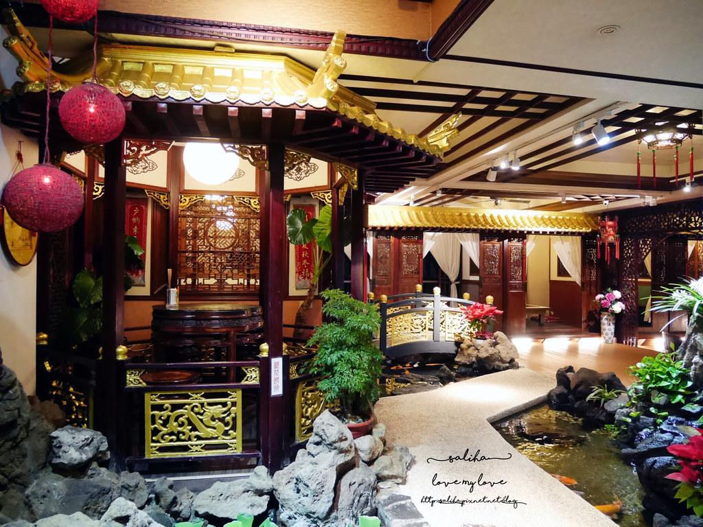 台北夜景景觀餐廳推薦貓空四爺SIHYE氣氛好浪漫聚餐茶香料理合菜 (4)