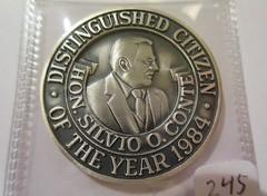 1984 Calvin Coolidge Memorial Award Medal obverse