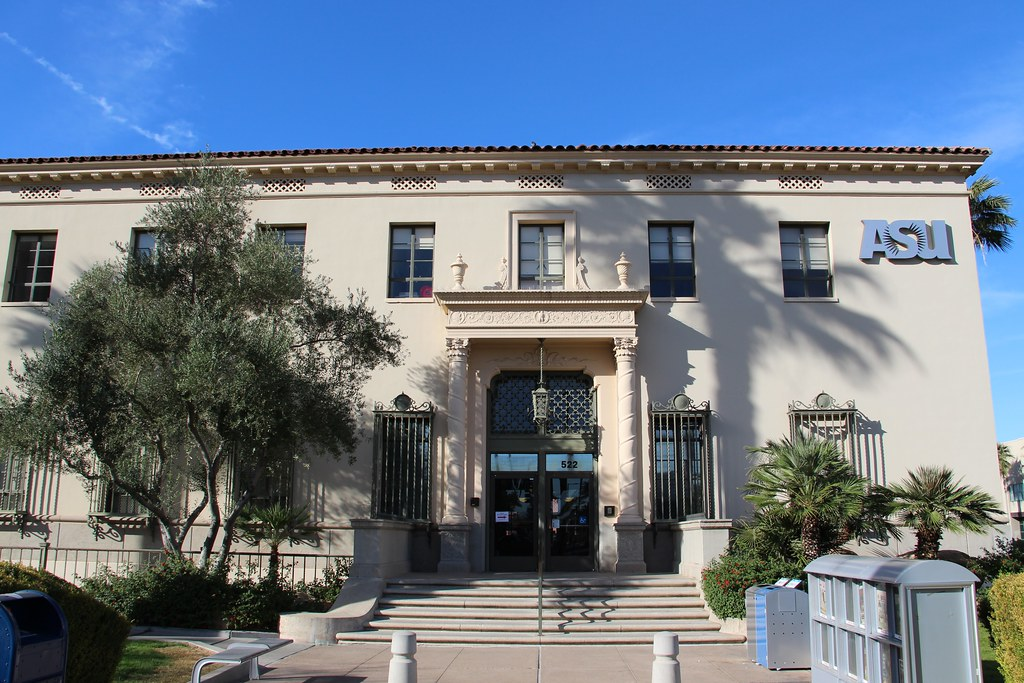 Old U S  Post Office (Phoenix, Arizona) | Historic U S  Post