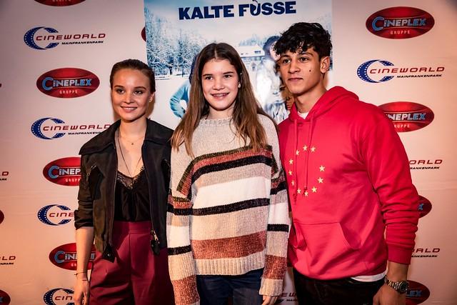 """Starbesuch zu """"Kalte Füße"""" - Januar 2019"""