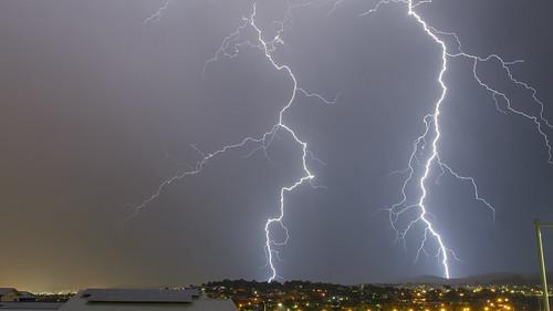 Lightning Storm 17 Jan 2019