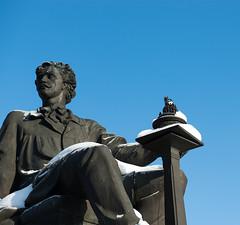 Памятник М. О. Микешину (Смоленск)