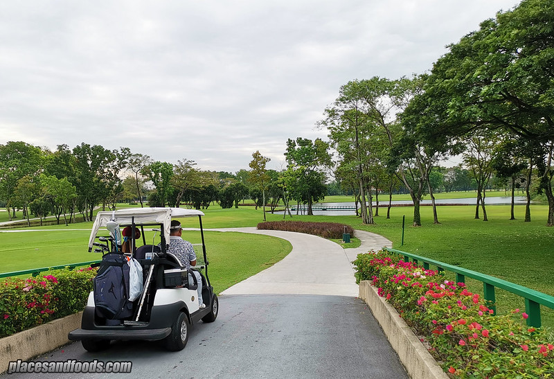 eastin thana city golf buggy
