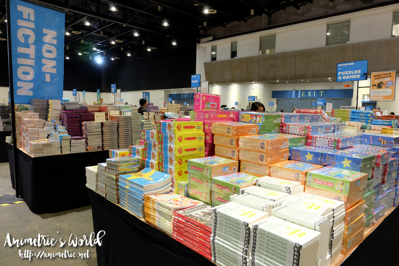 Big Bad Wolf Book Sale 2019
