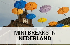 Mini-breaks in Nederland, de leukste stedentrips in Nederland | Mooistestedentrips.nl