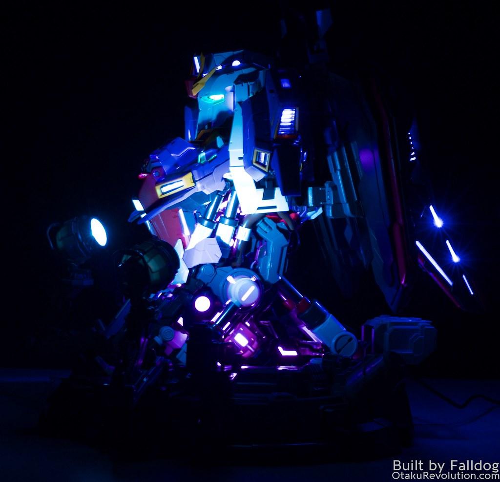 BSC Zeta Gundam Bust 19