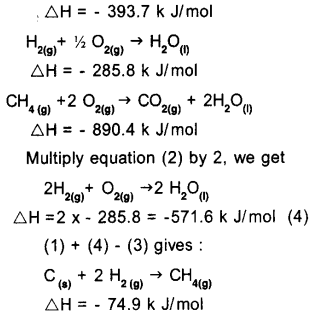 Plus One Chemistry Model Question Papers Paper 3 A 30A