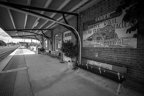 Taree Railway Station