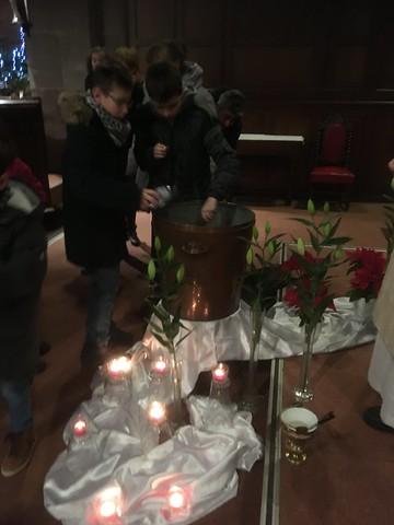 Messe Des Familles 12/01/2019