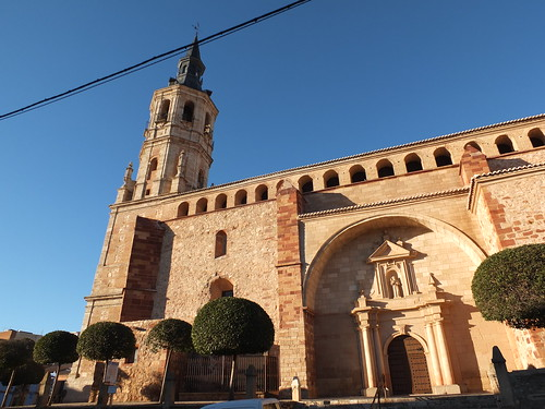 Iglesia de Santa Catalina - Vista general