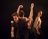 """Foto Gandini Juggling """"4x4 Ephemeral Architectures"""" at The Linbury Studio Theatre, London on January 12 2015. Directed by Sean Gandini, choreographed by ex Royal Ballet dancer Ludovic Ondiviela and featuring a lighting design by Guy Hoare, 4 x 4 will premieres on 14th January 2015 as part of the London International Mime Festival Photo: Arnaud Stephenson"""