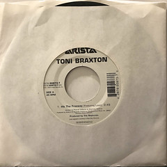 TONI BRAXTON:HIT THE FREEWAY(JACKET A)