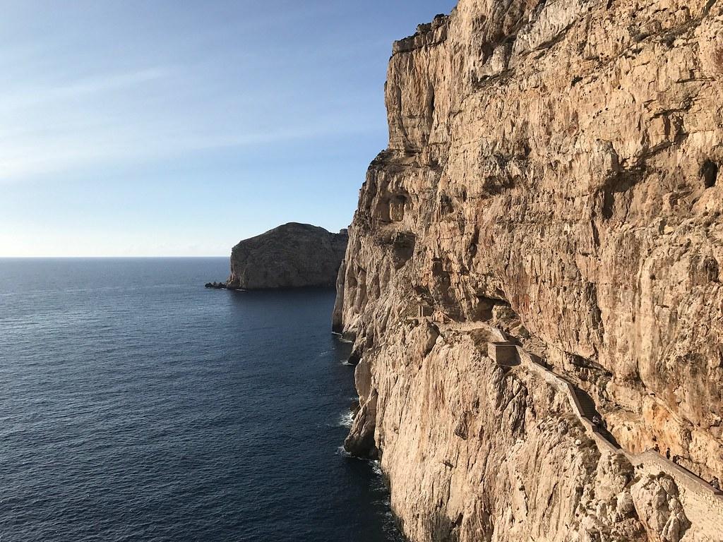 Capo Caccia Sardinia, Priya the Blog, Nashville travel blogger, Italian vacation, Sardinia vacation, Italy trip, #basicbellas, Sardinian sunset, sunset in Alghero Sardinia