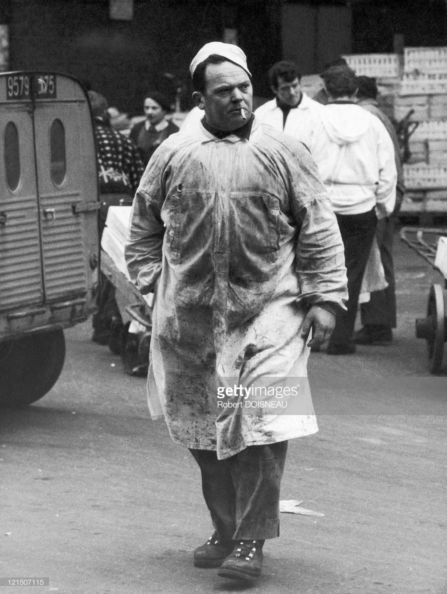 1947. Мясник из Ле-Аль