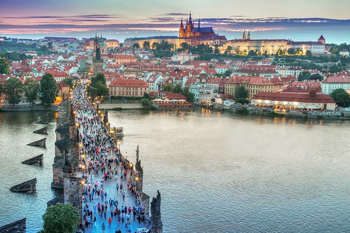 Prague's fairytale castle. From Visiting Prague? Locals Share 8 Things Not to Miss