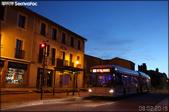 Heuliez Bus GX 437 Hybride - Tisséo n°1671 - Photo of Saint-Lys