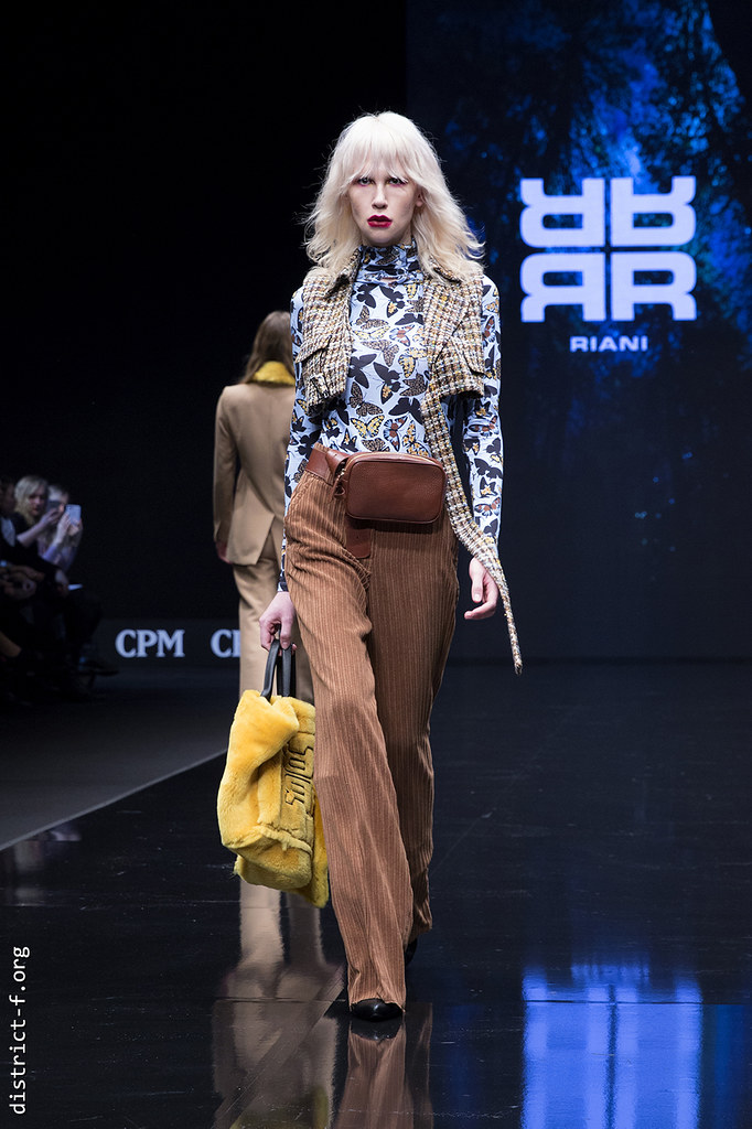 DISTRICT F — Collection Première Moscow AW19 — CPM Selected xsw2