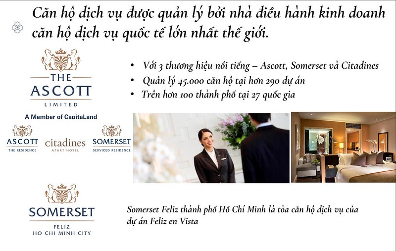 Đơn vị quản lý Ascott