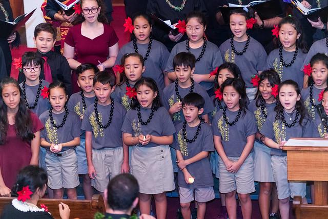 Choir Concert - 2018-19